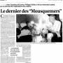 Article de France Soir (22/09/2002)